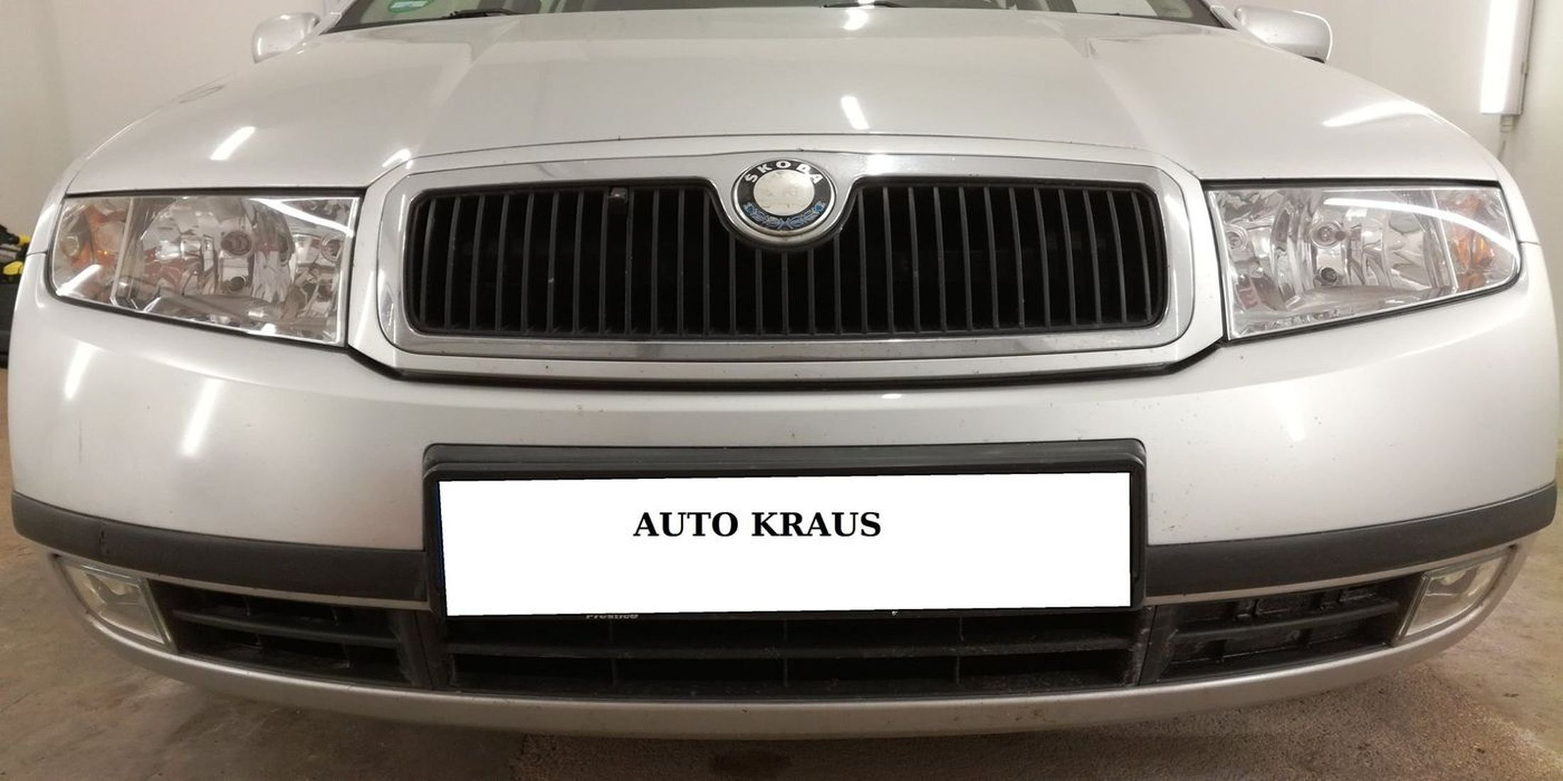 Detailing – Auto Kraus Garage Plzeň – Jih - Renovace-světlometů